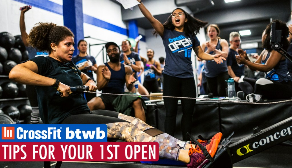 CrossFit Games Season: Tips For Your 1st Open