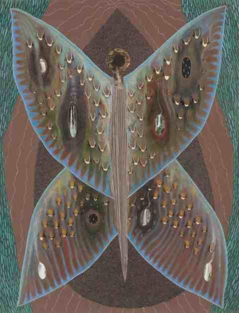 "Marcy Hermansader's ""Memory Moth"""