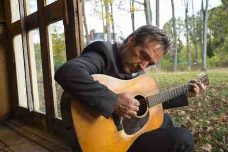 Richard Shindell will perform at the Guthrie Center in Great Barrington. Photo by Taylor Crothers / Courtesy of Richard Shindell
