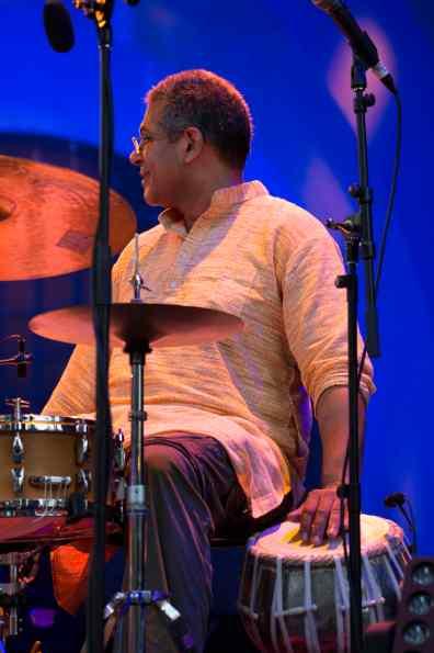 Sameer Gupta will perform at Mass MoCA. Photo courtesy of the artist.