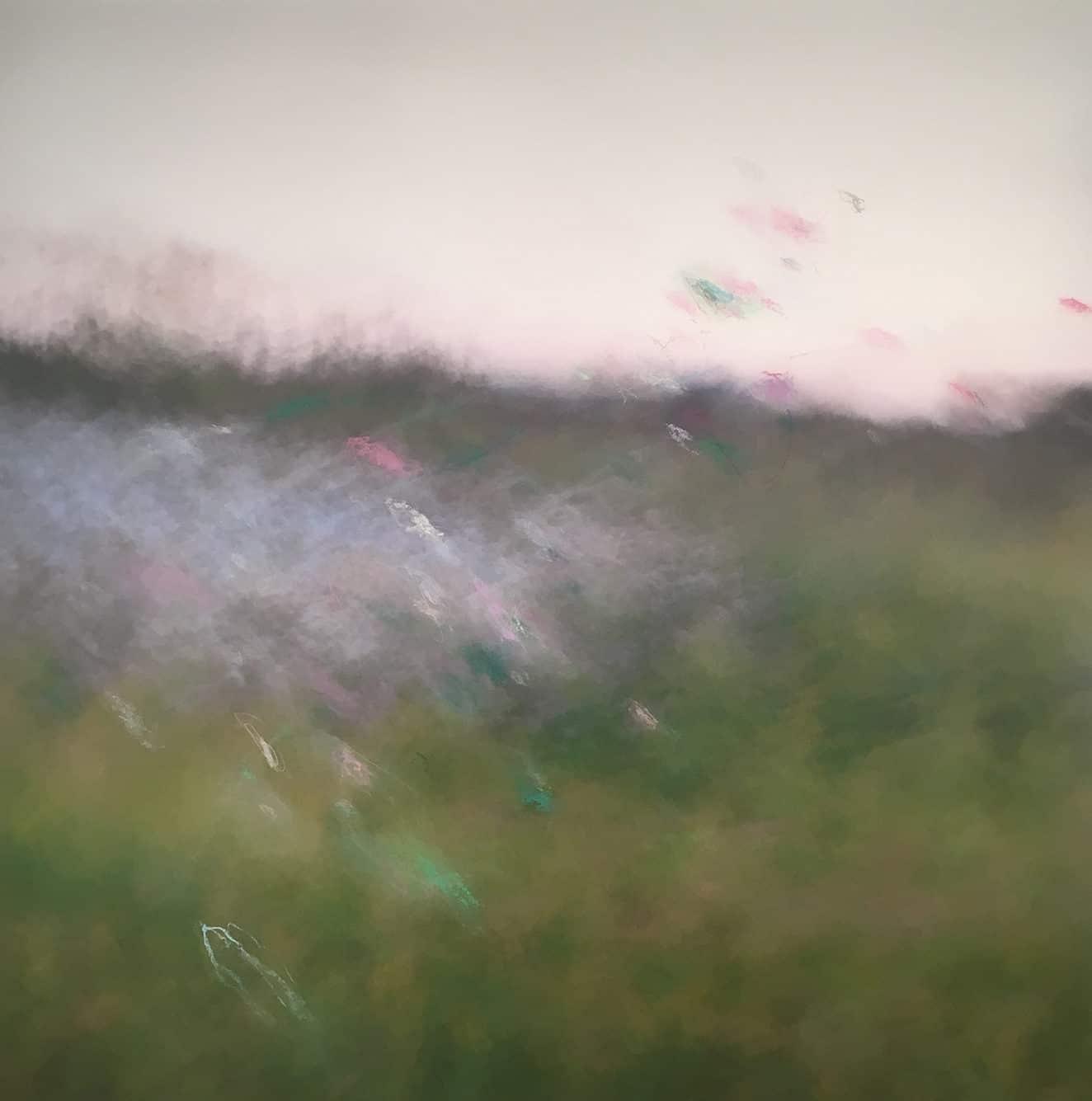 John Clarke's 'The Meadow' courtesy of the Sohn Gallery in Lenox