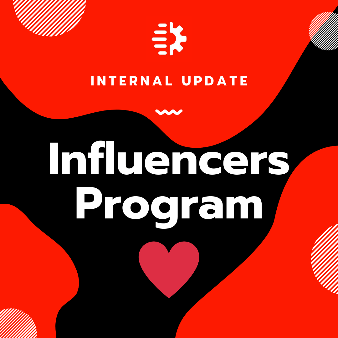 BTweeps Internal Update - Influencers Program