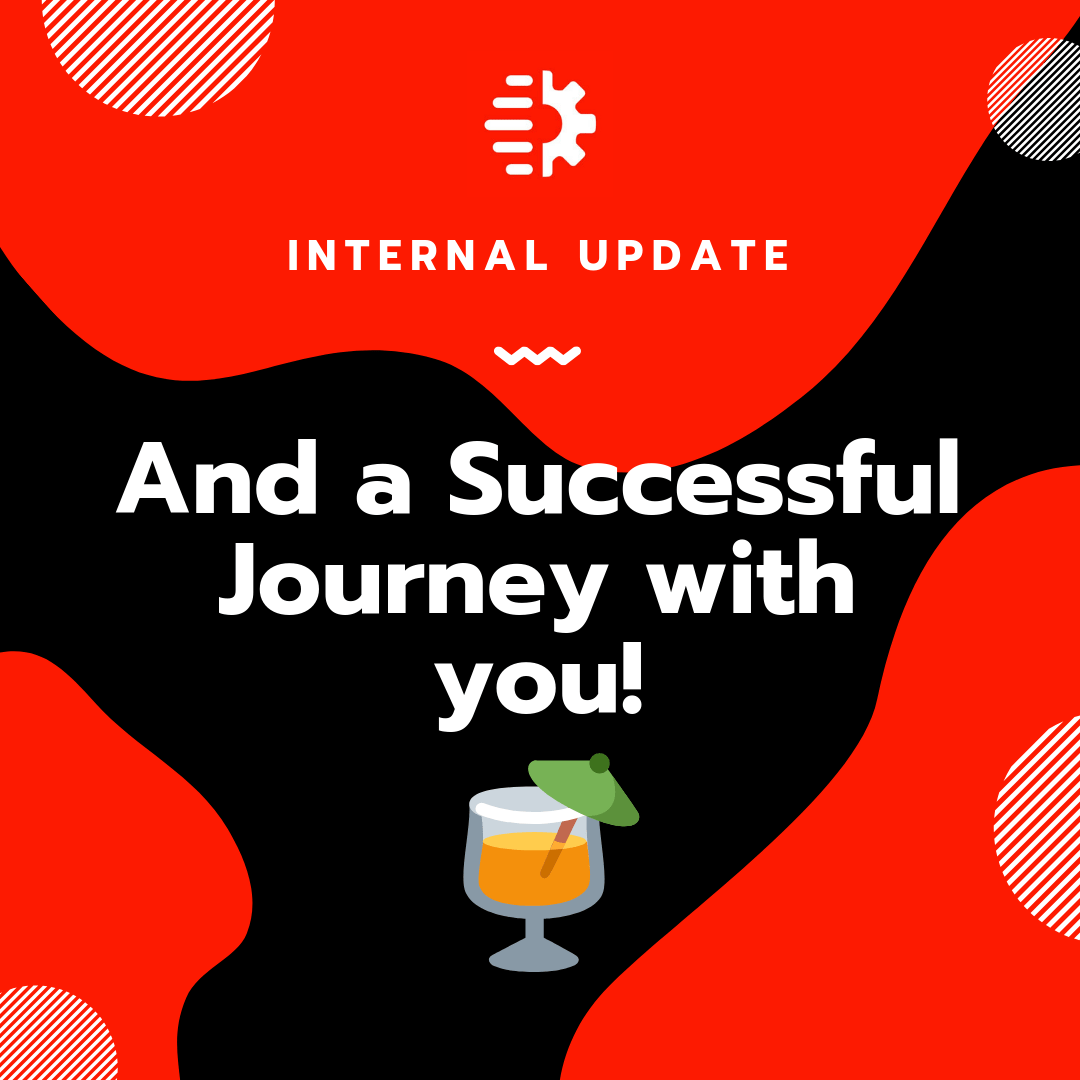 BTweeps Internal Update - Successful Journey