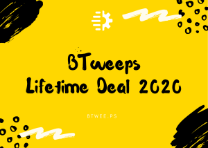 BTweeps LTD 2020