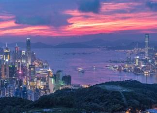 Hong Kong Victoria Haven Hongkong Haven