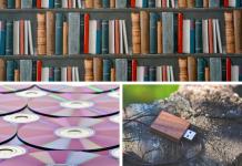Boeken CD-rom USB-stick
