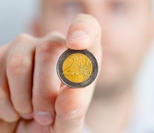 Muntstuk Geld Kredietbemiddeling