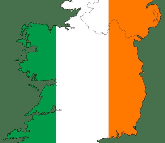 ierland ierse vlag