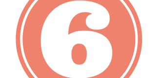 zes 6 zesde