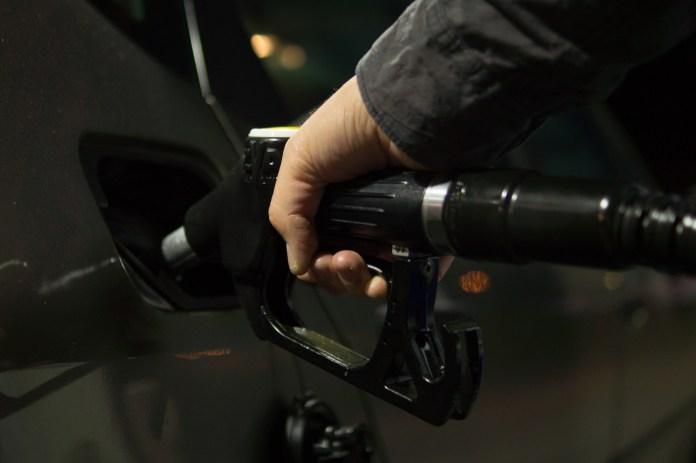 Benzine Diesel Gas Tankstation Prijzen Olie