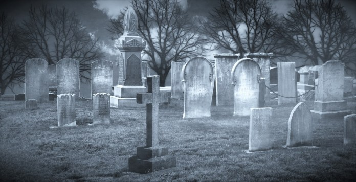 Begraafplaats Graf Graven Tombstone Grafrechten