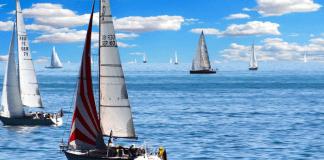 Zeegaande zeiljachten zeilsport zeewaardig