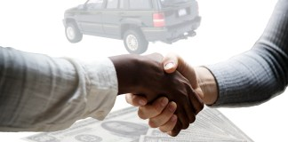 tweedehands auto verkoop onderhandeling geld
