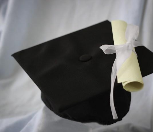 Student onderwijs afstuderen