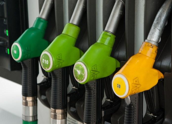 brandstoffen benzinepomp benzine diesel 98 E10 ZVA