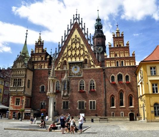 gemeente Wrocław Neder-Silezië Polen