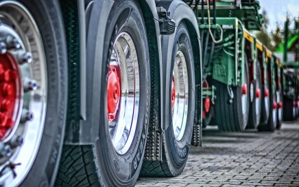 transport vrachtwagen heavy duty
