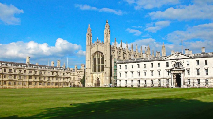 Universiteit van Cambridge University of