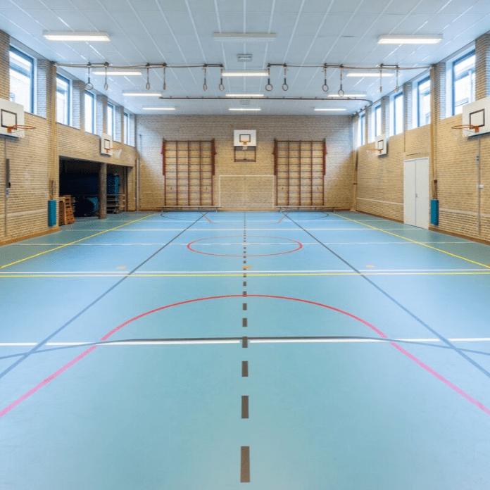 Sporthal Sportaccommodatie