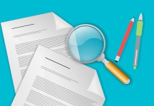Audit Belasting Inspectie Document Auditfiles Controle
