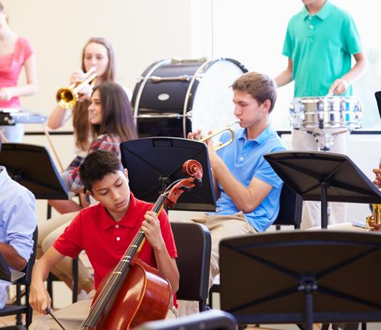 Muziekschool muziekvereniging