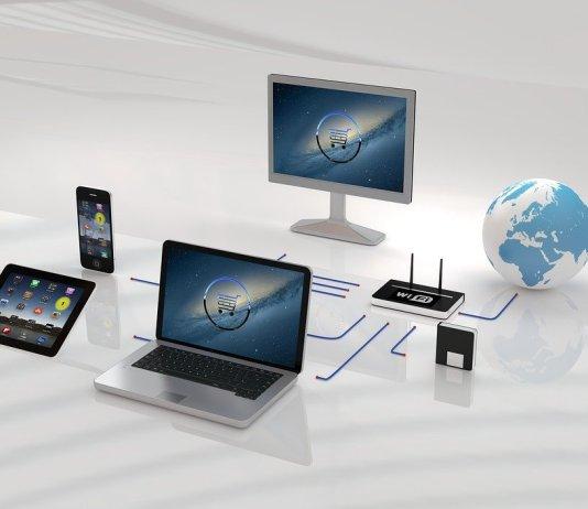 E-Commerce Online Marketing Internet Business