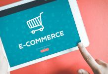 E-commerce elektronische handel ipad