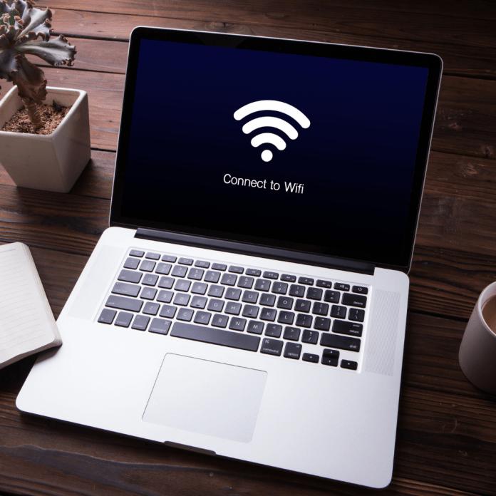 Wifi Wifi-verbinding draadloos internet