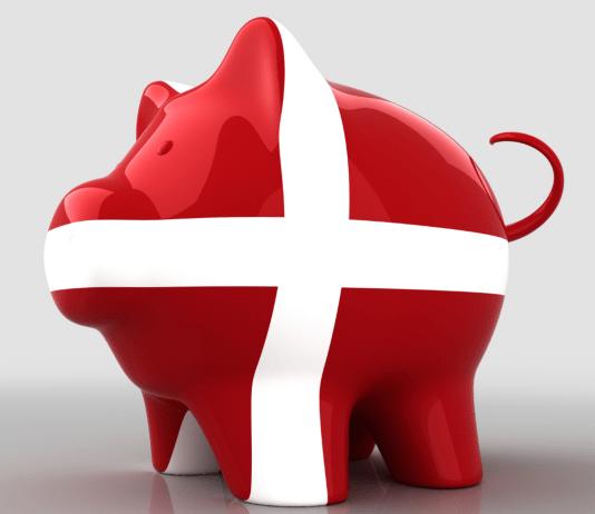 Deense bank Denemarken Danske Bank btw arrest