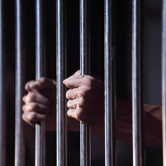Gevangenis Gevangenisstraf Straf Tralies Cel