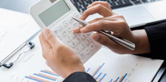 Berekenen rekenen uitrekenen calculator boekhouder administratie
