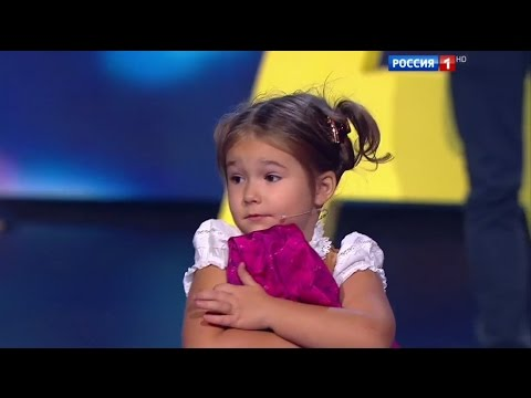 4-year old girl from Moscow can speak 7 languages! Amazing!