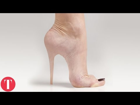 Most Ridiculous Pairs of High Heels You Wouldn't Believe Exist