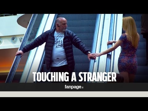 How Will You React When a Hot Stranger Touches You on the Escalator?