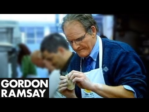 Gordon Ramsay Pranks Other Chef