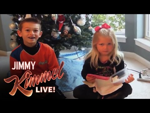 Kids React To Terrible Christmas Presents From Parents - Part 1