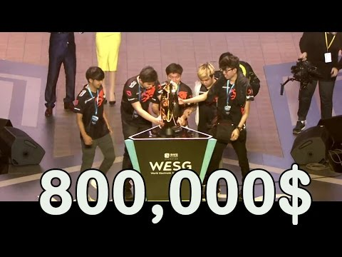 Must Watch TNC C9 - Denmark Philippines #3 800K Grand Final WESG Dota 2