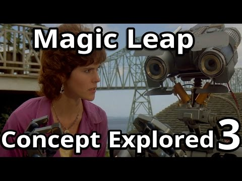 Magic Leap Concept Explored