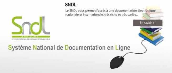 الورشة التكوينية في نظام SNDL