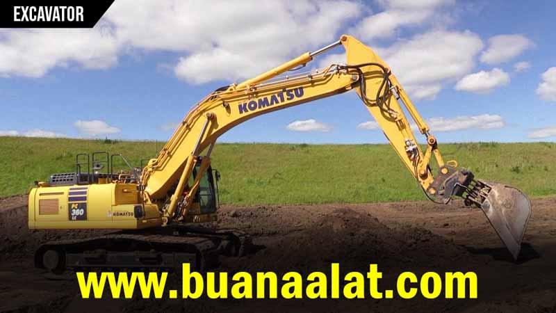 Sewa Rental Excavator Murah