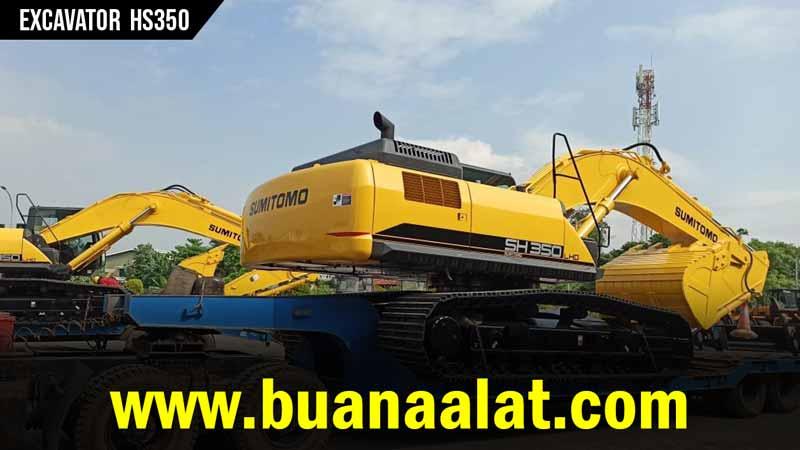 Jual Excavator Sumitomo HS350