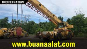 Sewa Rental Rough Terrain Crane Murah