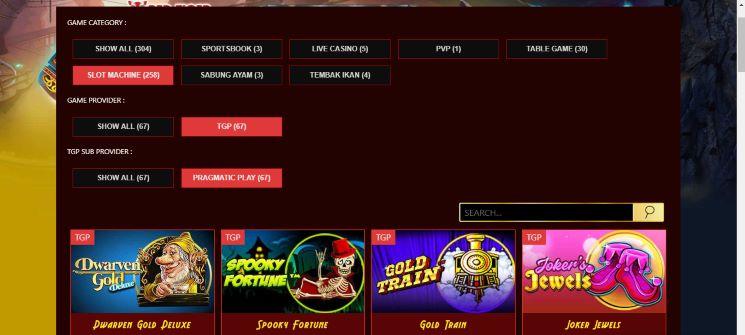 Klik Main Dwarven Gold Deluxe Buana Gaming