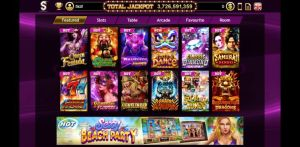 Gamingsoft Mesin Slot Jackpot White Label