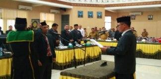 Reza Mulyadi Jadi Anggota PAW, Zaman Akli Jabat Jadi Ketua DPRK Abdya