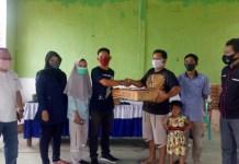 Warga Desa Srigunung Terima Bantuan Kompor Gas Gratis