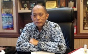 Kepala Badan Pendapatan Daerah Kabupaten Banyuasin. H. Supriadi, SE. M. Str