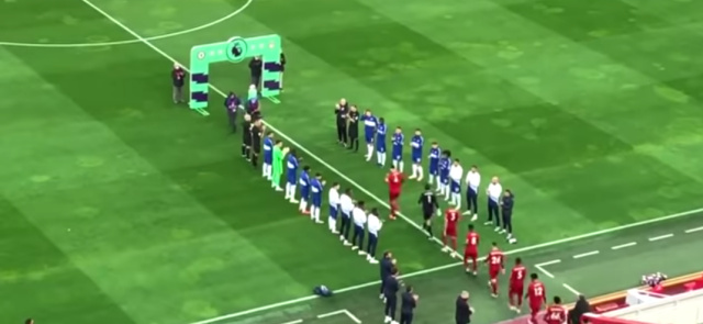 Liverpool VS Chelsea Dua Pelatih Nyaris Adu Jotos