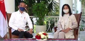 peringati Hari Anak Nasional Presiden Sampaikan Pesan Lewat Video