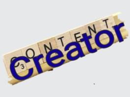 Langkah untuk mencadi content creator